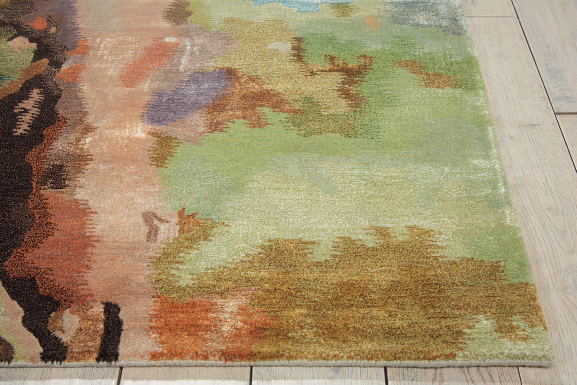 Prismatic Rug PRS09 Multicolor