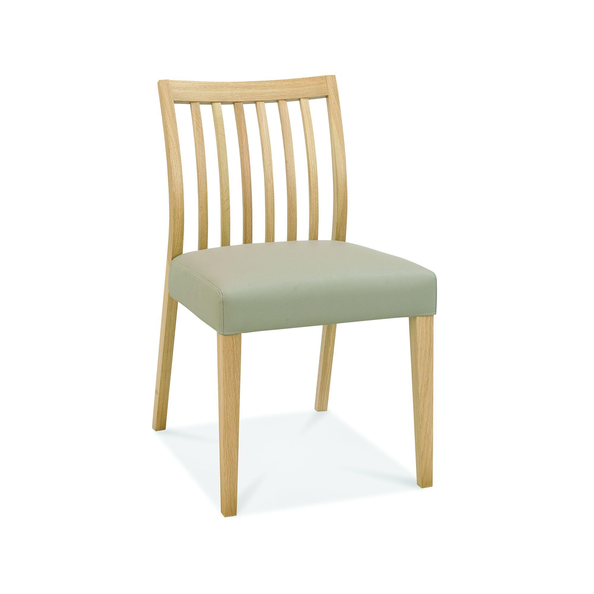 Oakley Low Slat Chair