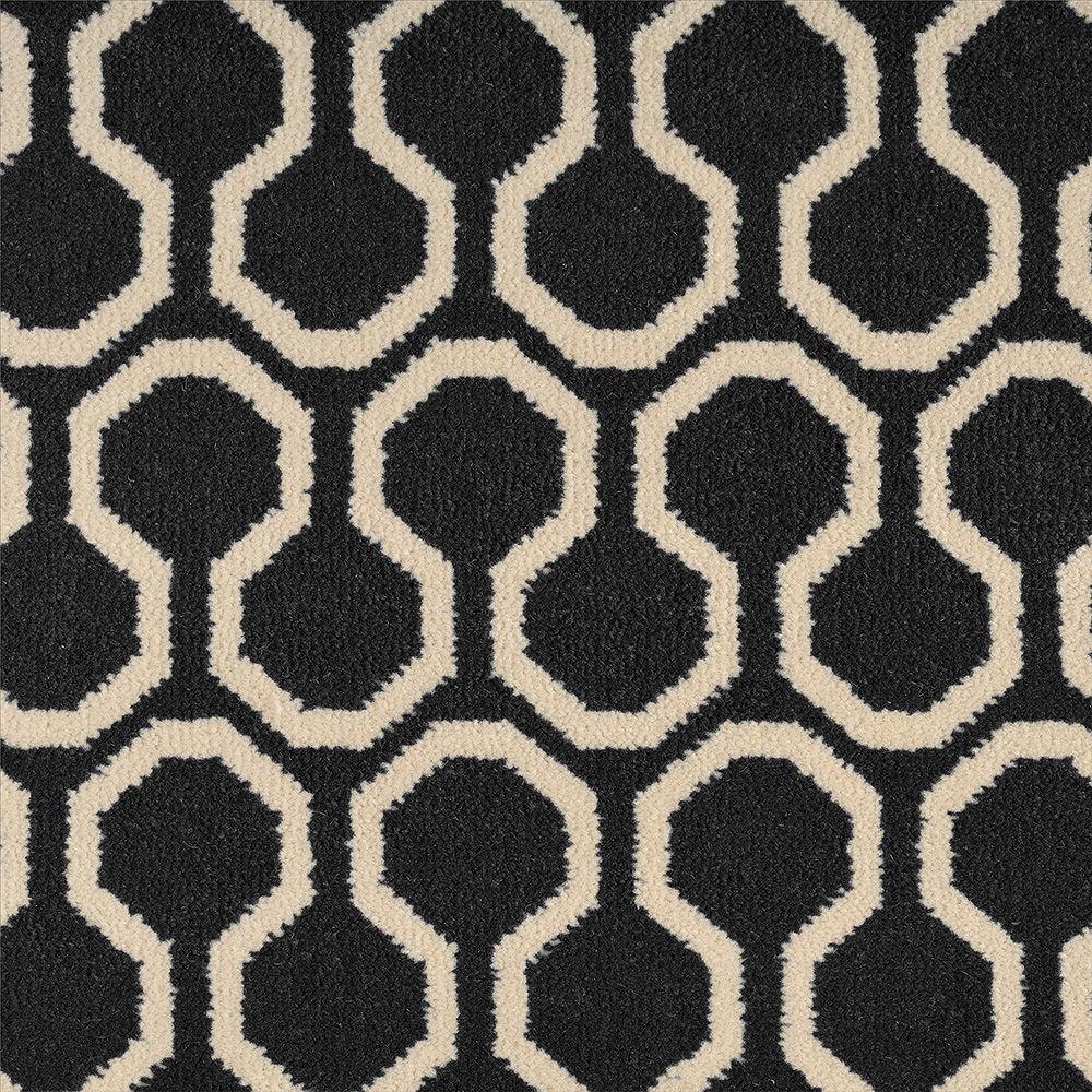 Quirky Honeycomb - Black 7111