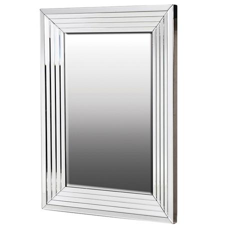 Sqaure Framed Wall Mirror