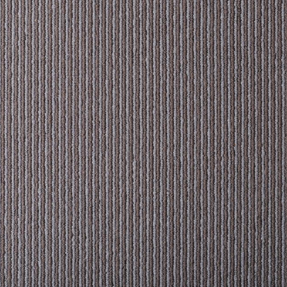 Wool Pinstripe Mineral Sable
