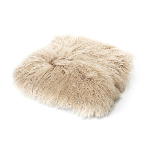 Tibet Lambskin Cushion 45x45