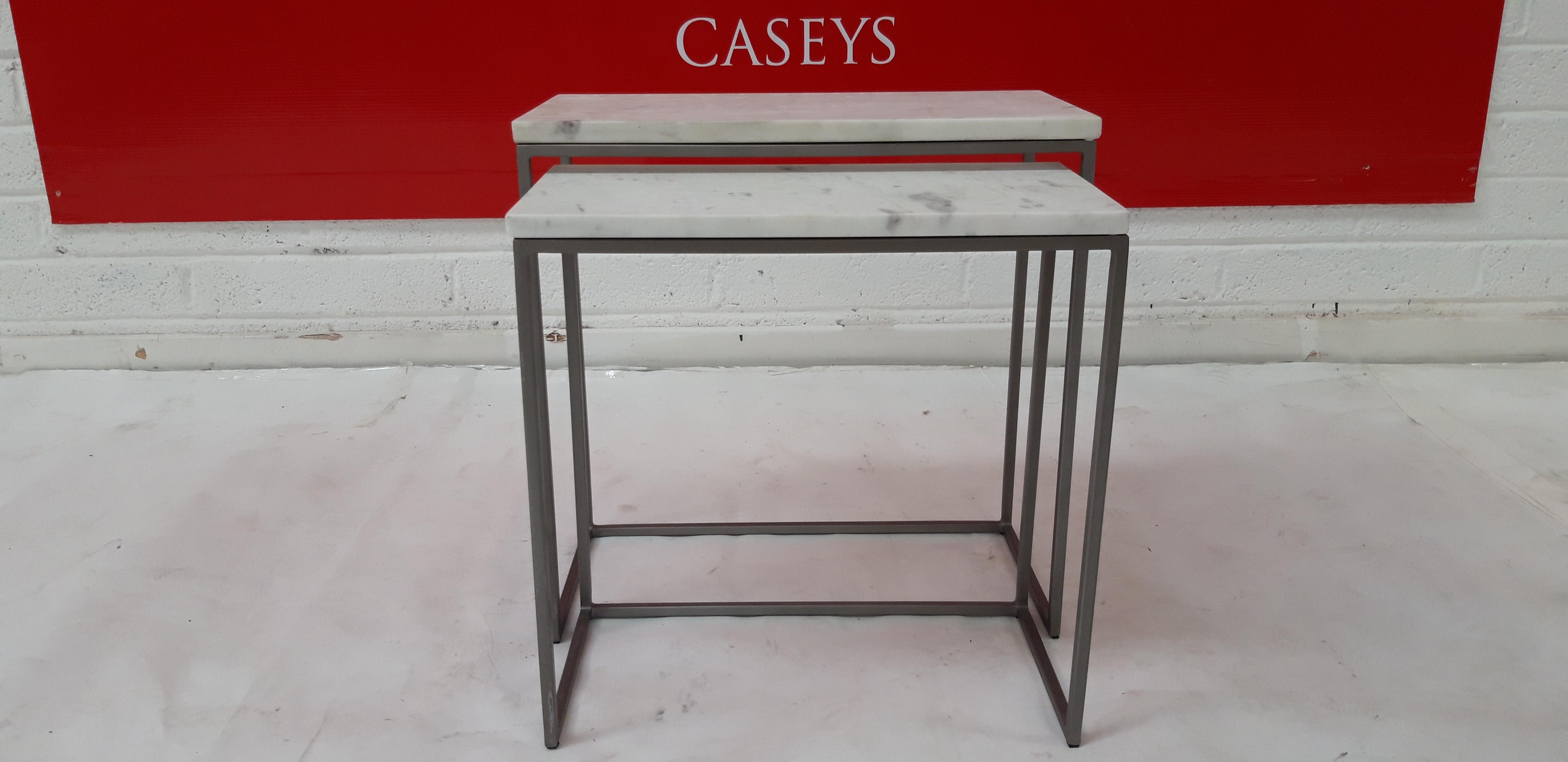 Chelsea Rectangular Nest of Tables - OUTLET