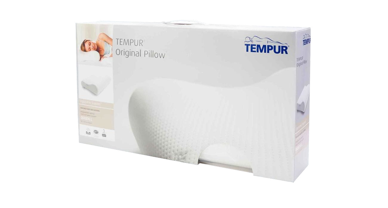 Tempur Original Pillow Queen Medium
