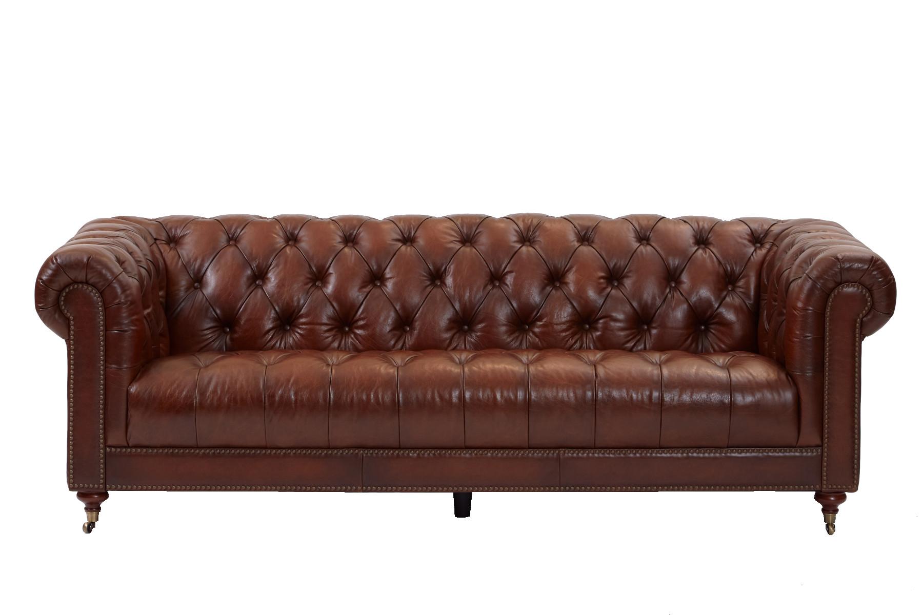 Leopold 4 Seater Sofa