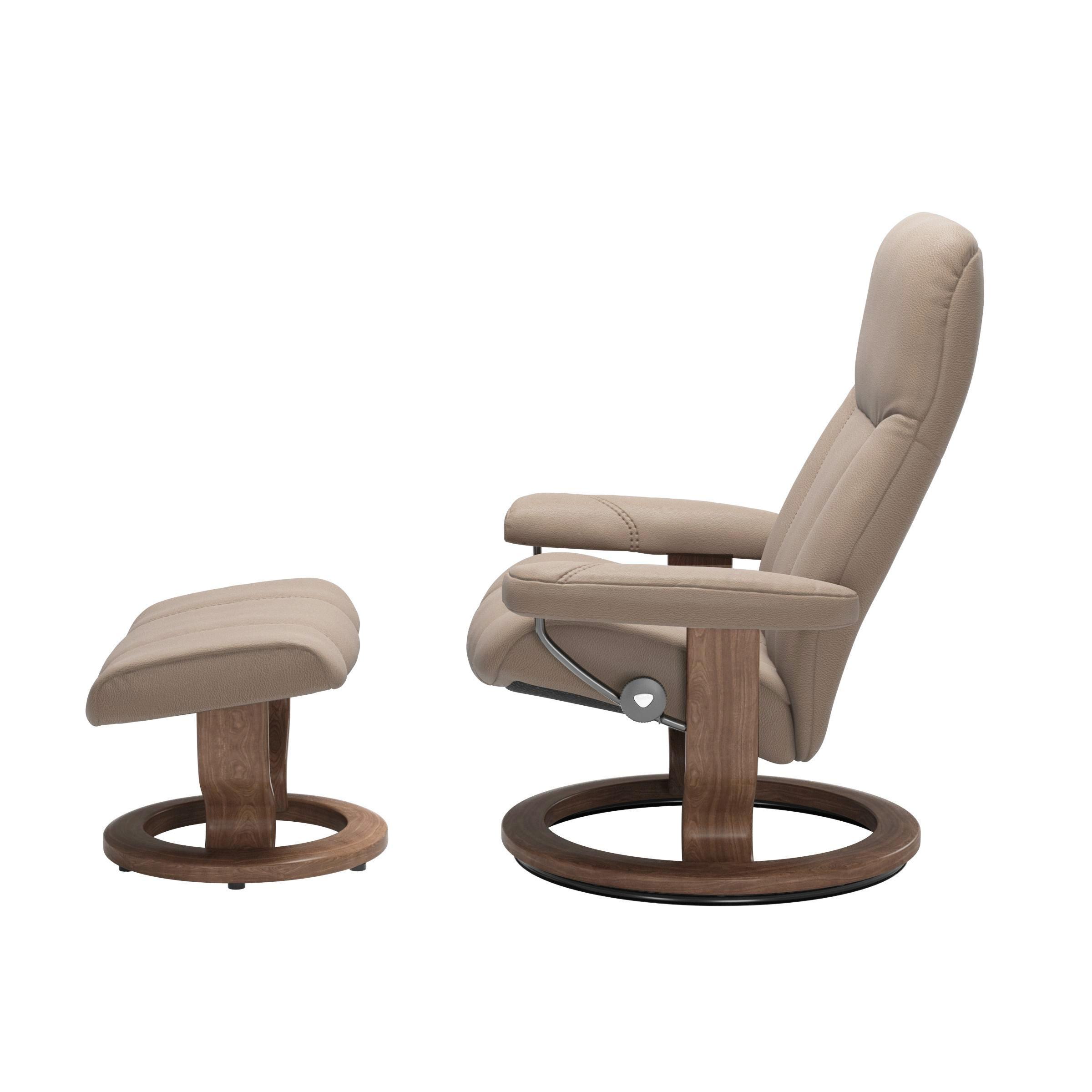 Stressless Consul Mole Medium Recliner Chair