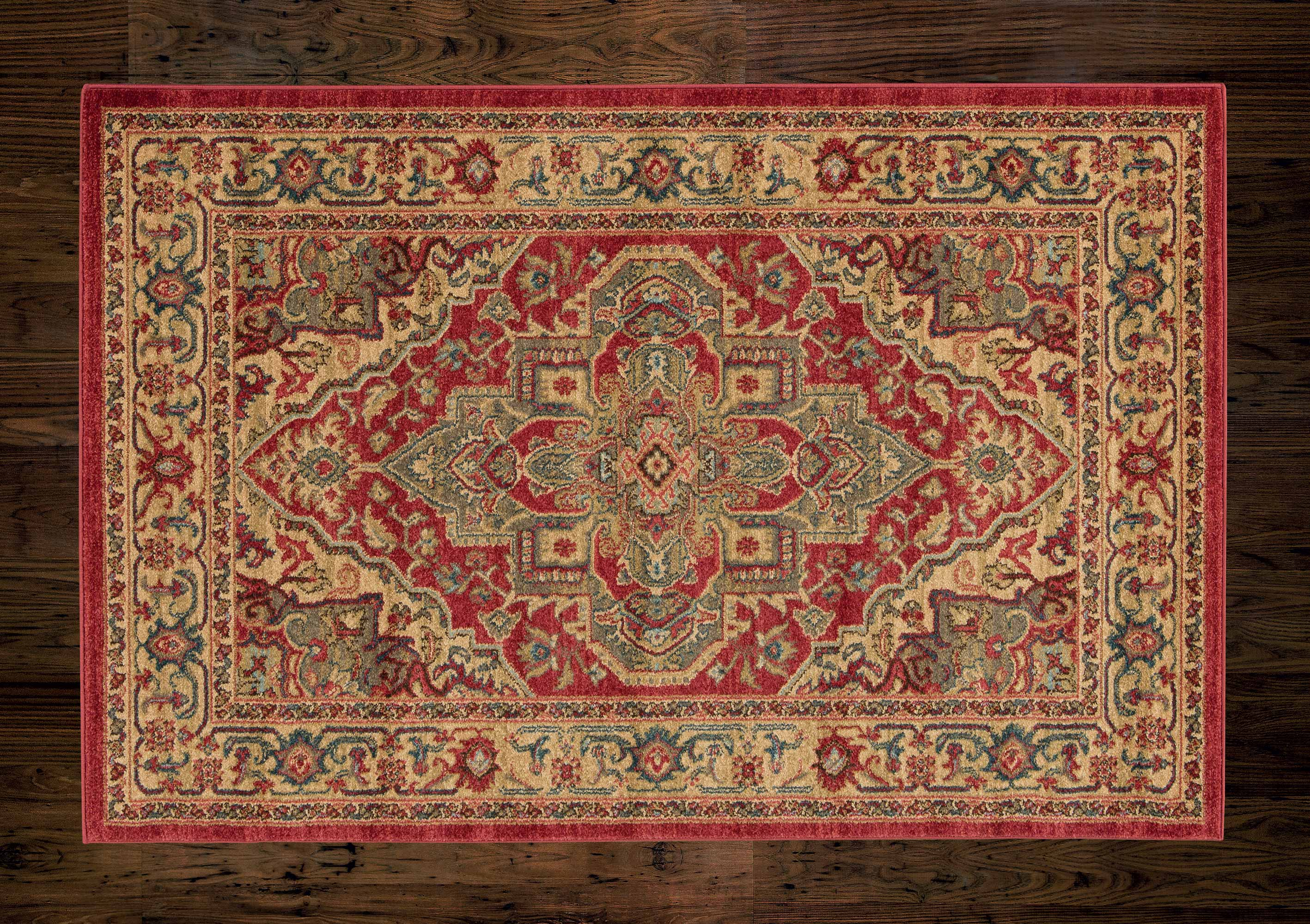 Ziegler Rug 8788 Red