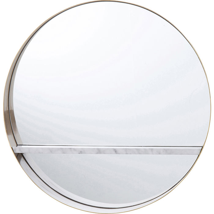 Hipster Shelf Mirror