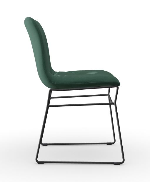 Calligaris Green Annie Soft Chair