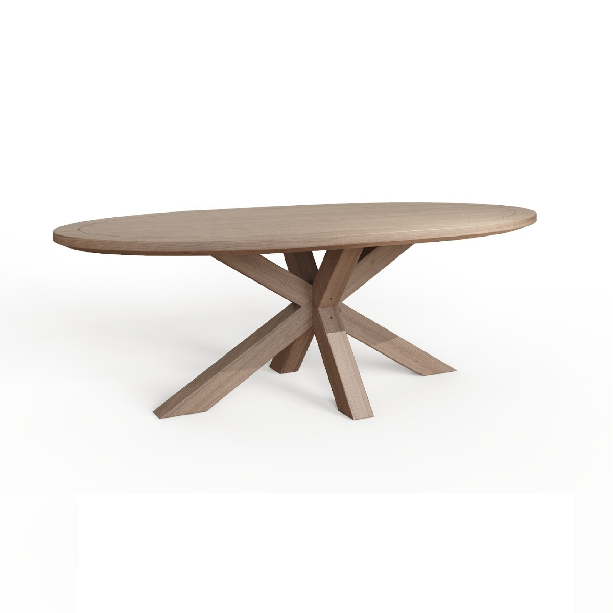 Jacob 2400 Large Oval Table