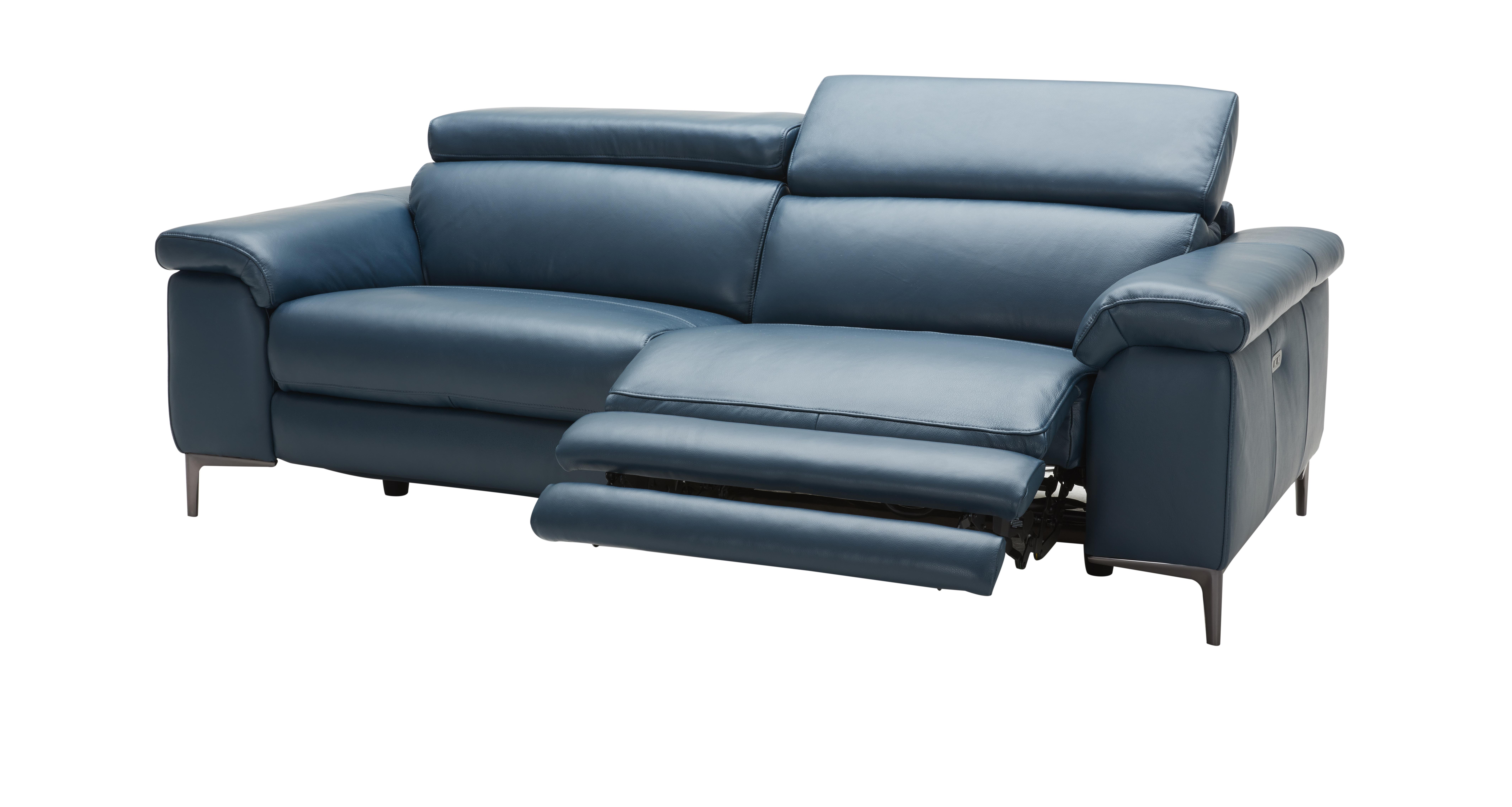 Passmore Electric 3 Seater Sofa