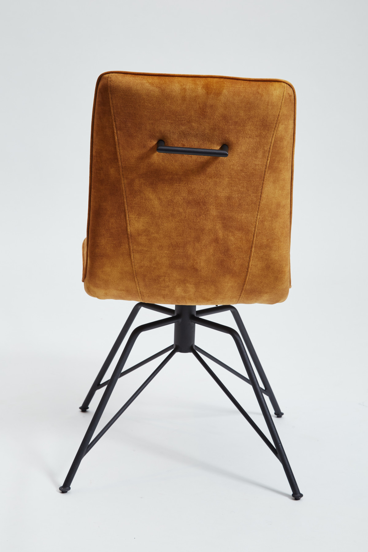 Carter Gold Dining Chair