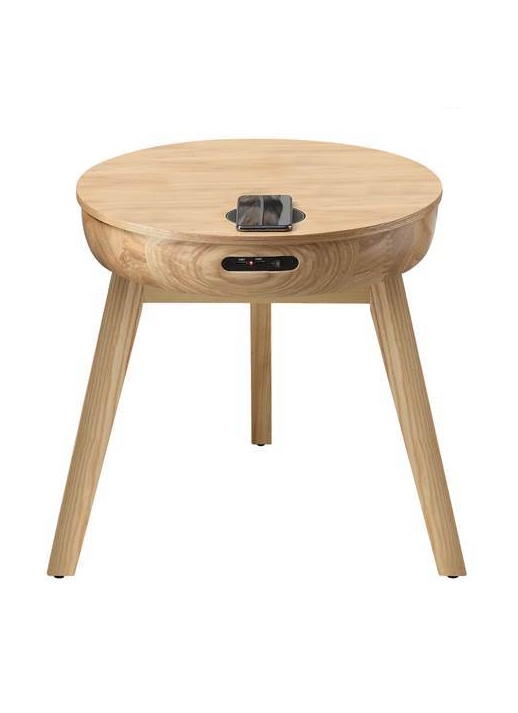 San Francisco Smart Ash Lamp Table