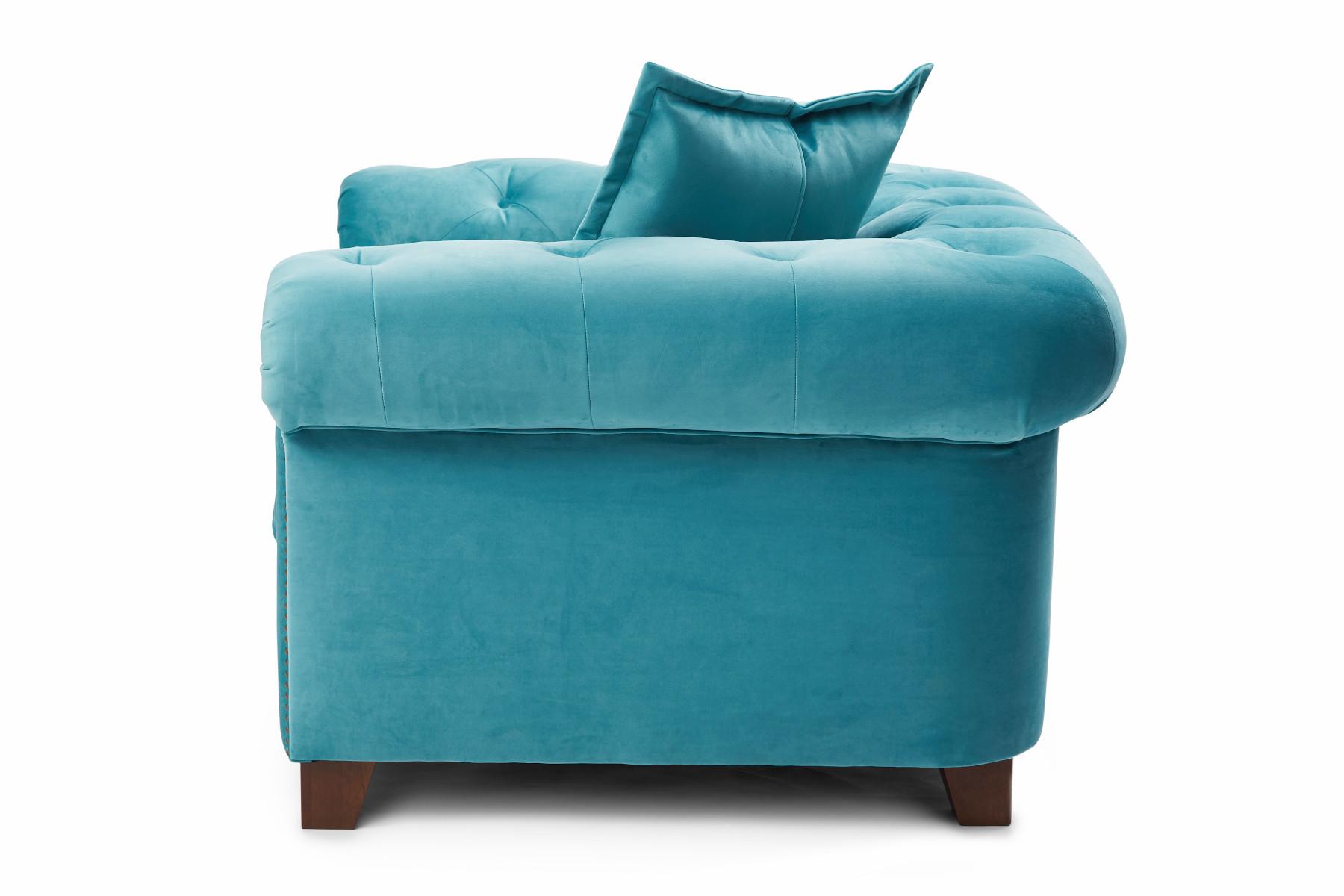 Kennedy Cuddle Chair - Teal