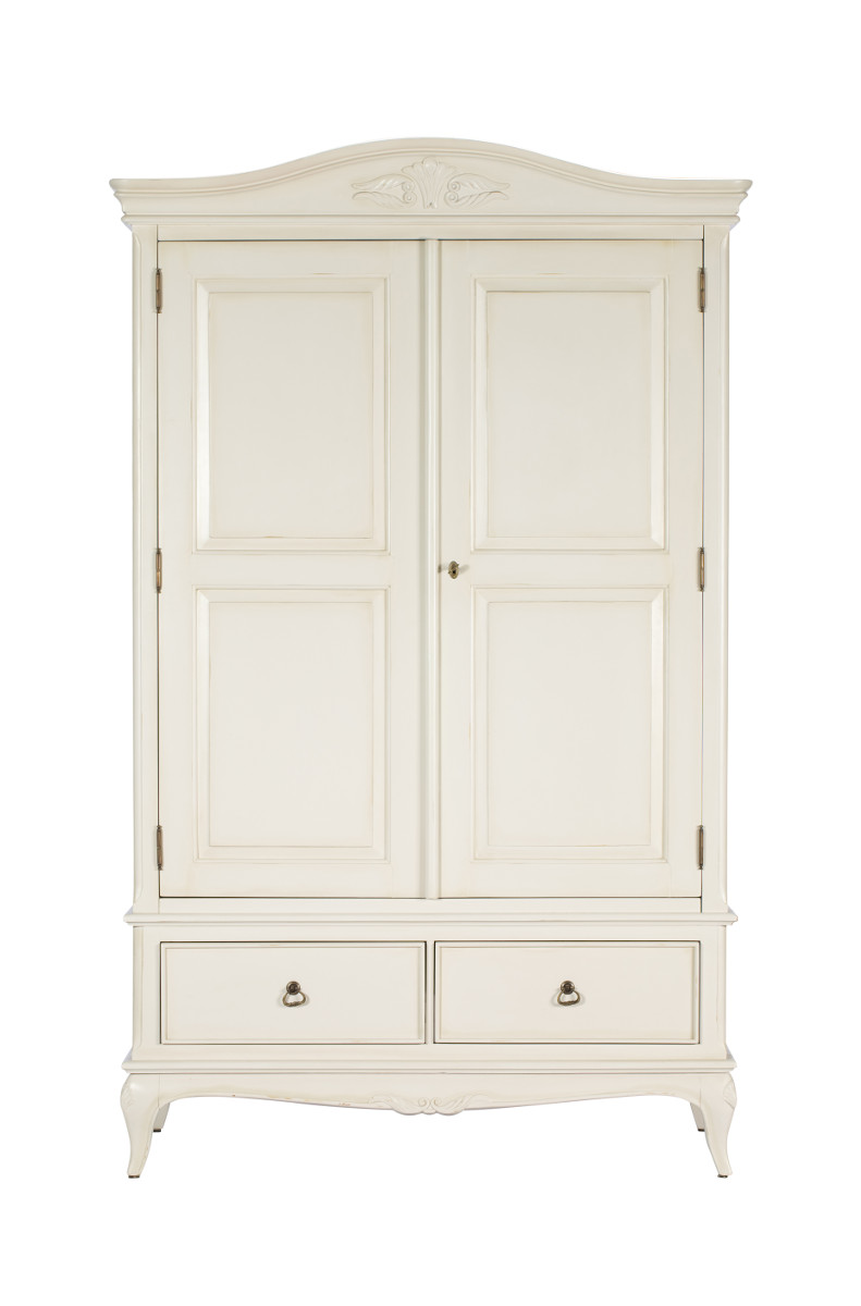 Riviera Double Wardrobe