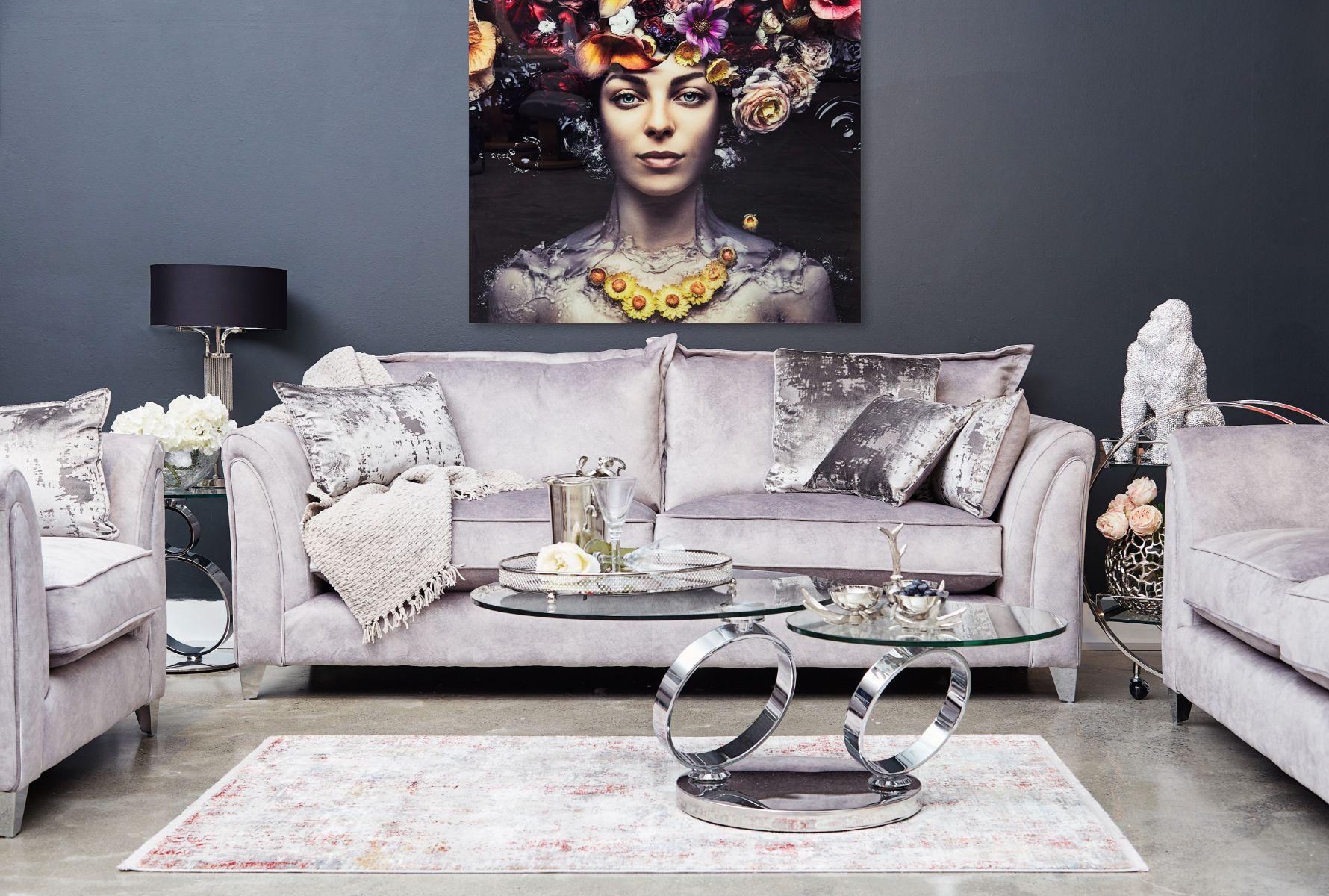 Freya 3 Seater Sofa