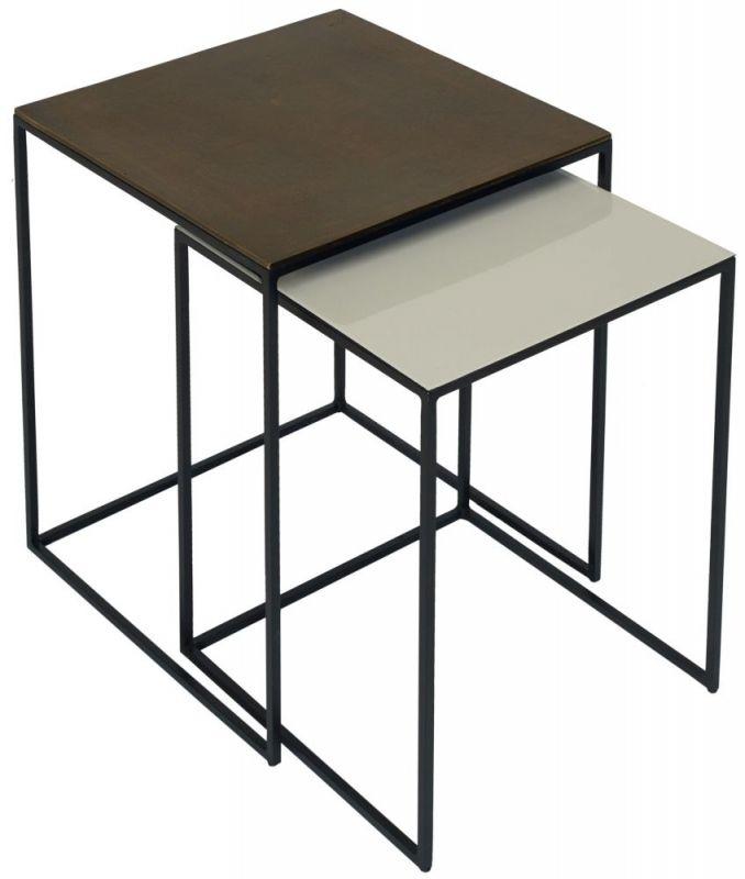 Fera Square Nest of Tables