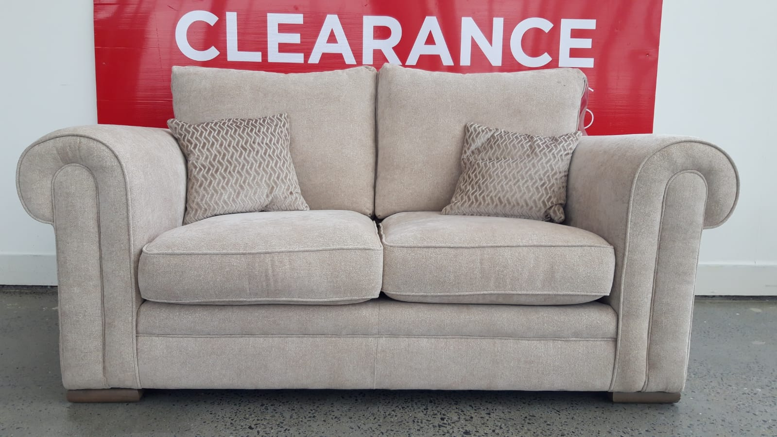 Walton Small Sofa - OUTLET