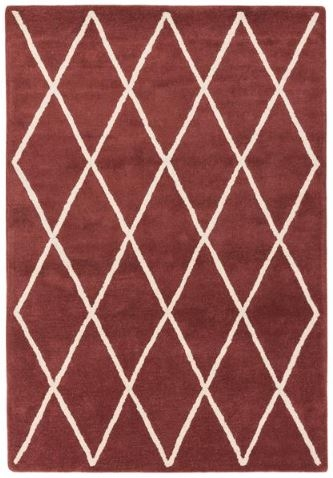 Albany Rug Diamond Berry