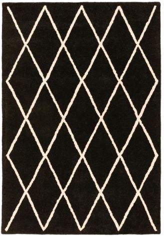 Albany Rug Diamond Black