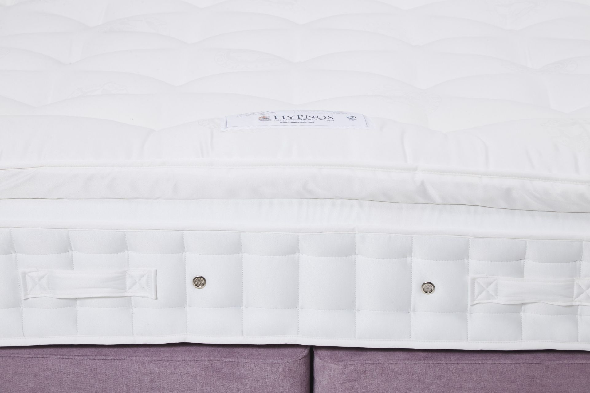 Hypnos Cadenza Pillow Top Mattress and Divan