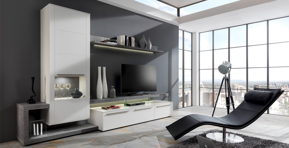 Bellano Wall Unit BE25