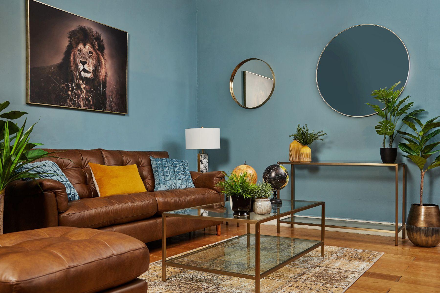 Newmarket Maxi Sofa - Leather