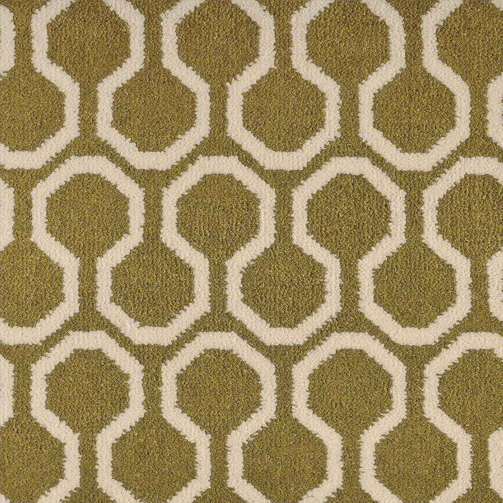 Quirky Honeycomb - Moss 7112