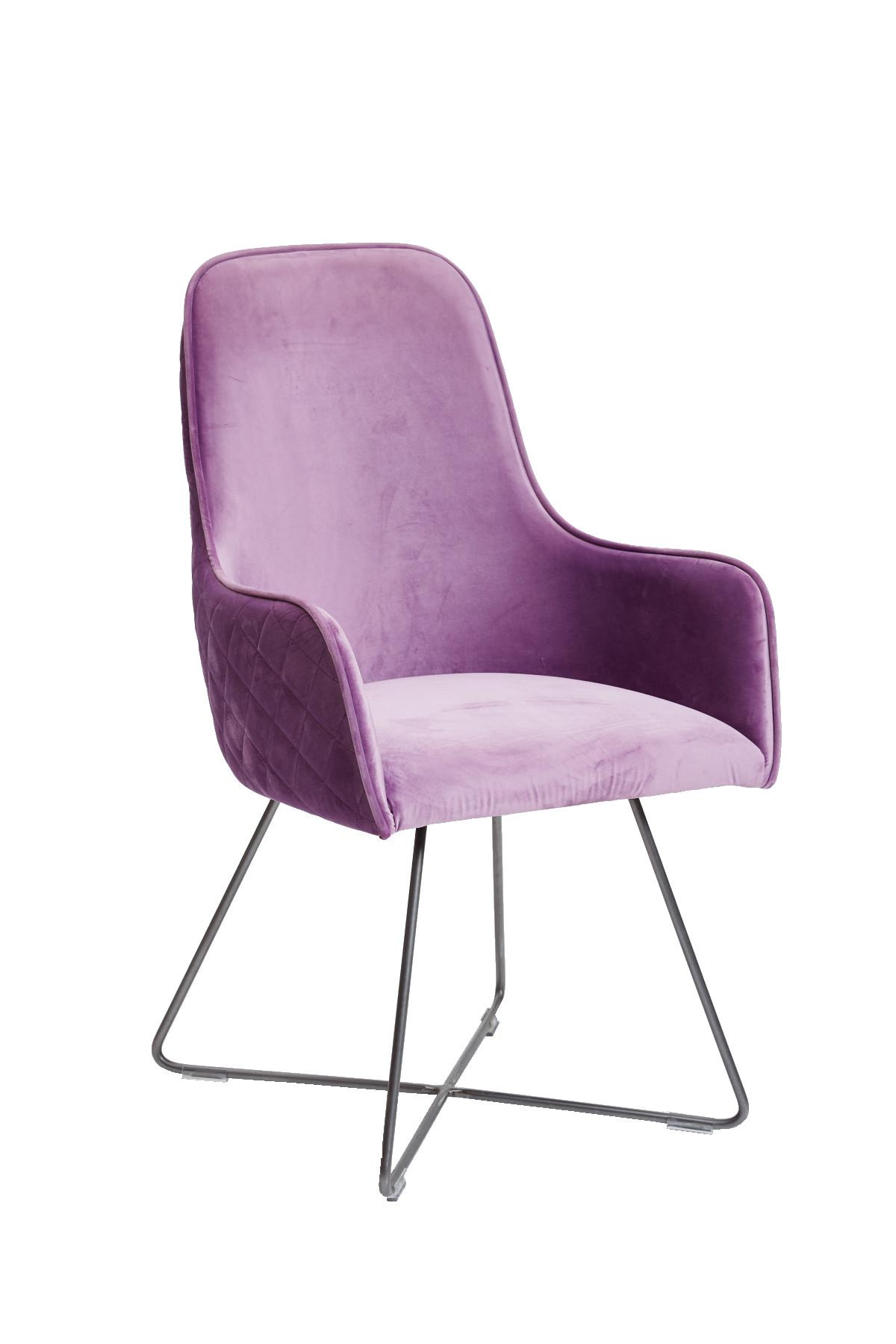 Utah Dining Chair - Lilac
