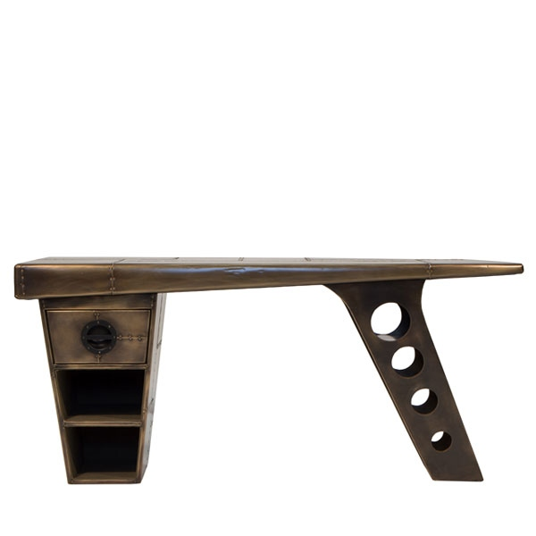 Aviator Half Wing Desk