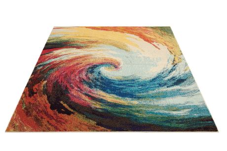 Celestial Rug CES07 Wave