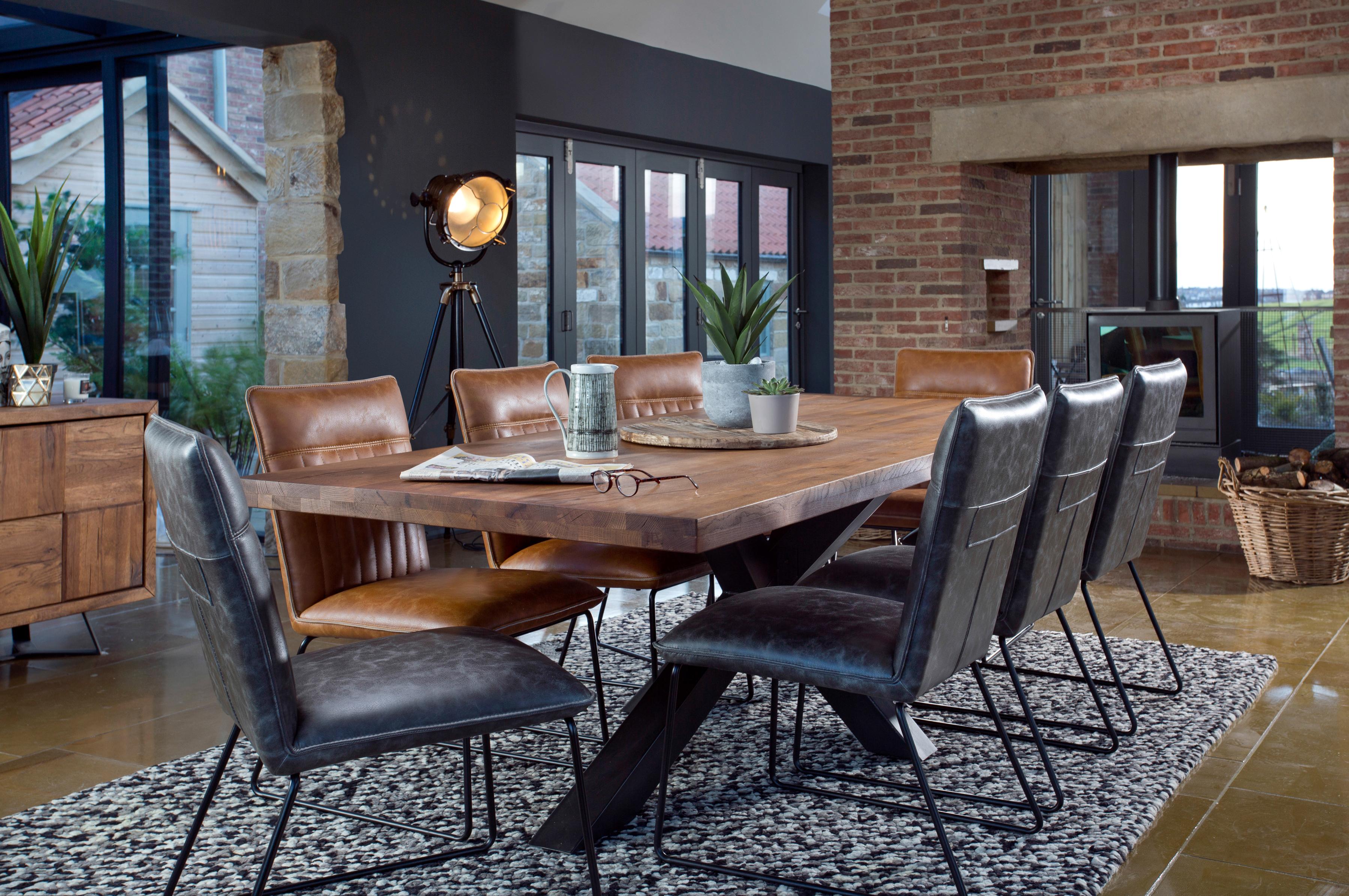 Heathfield Holburn Dining Table Small