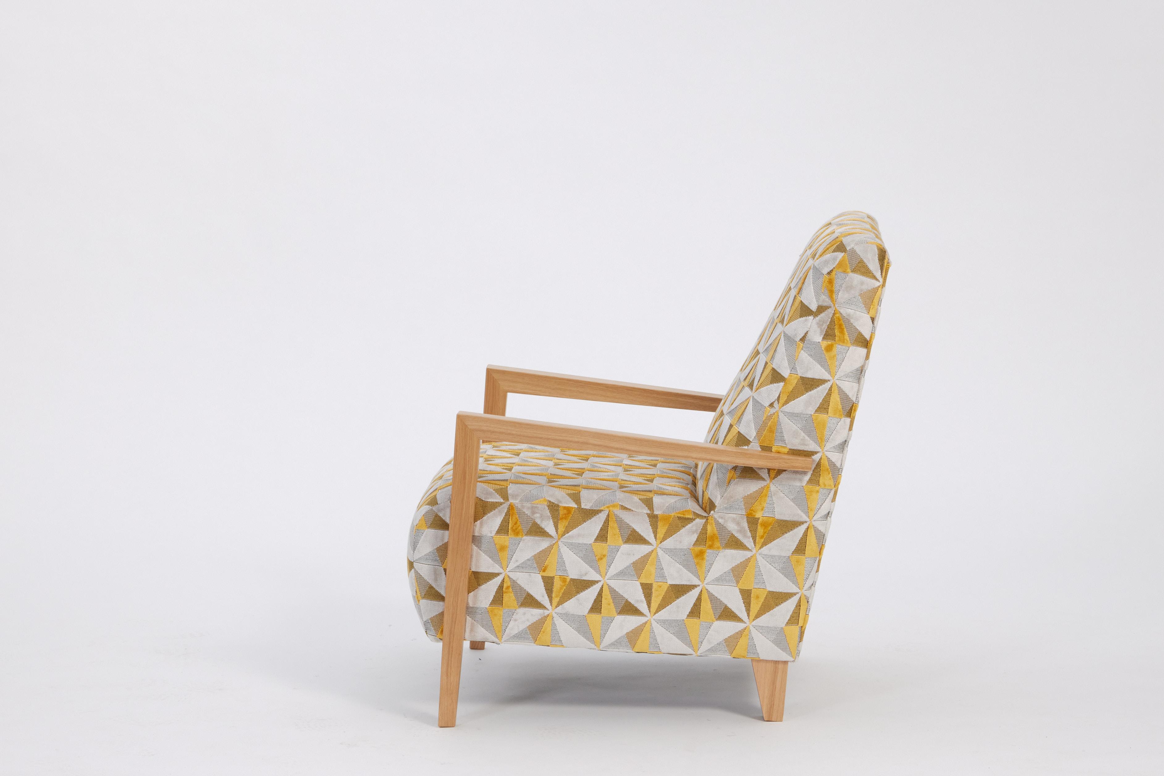 Augusta Bali Accent Chair