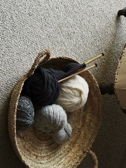 Wool Knot Snuggle