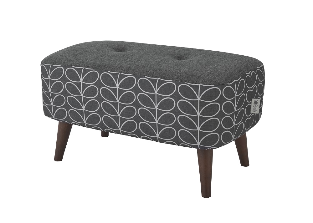 Donegal Small Print Stool