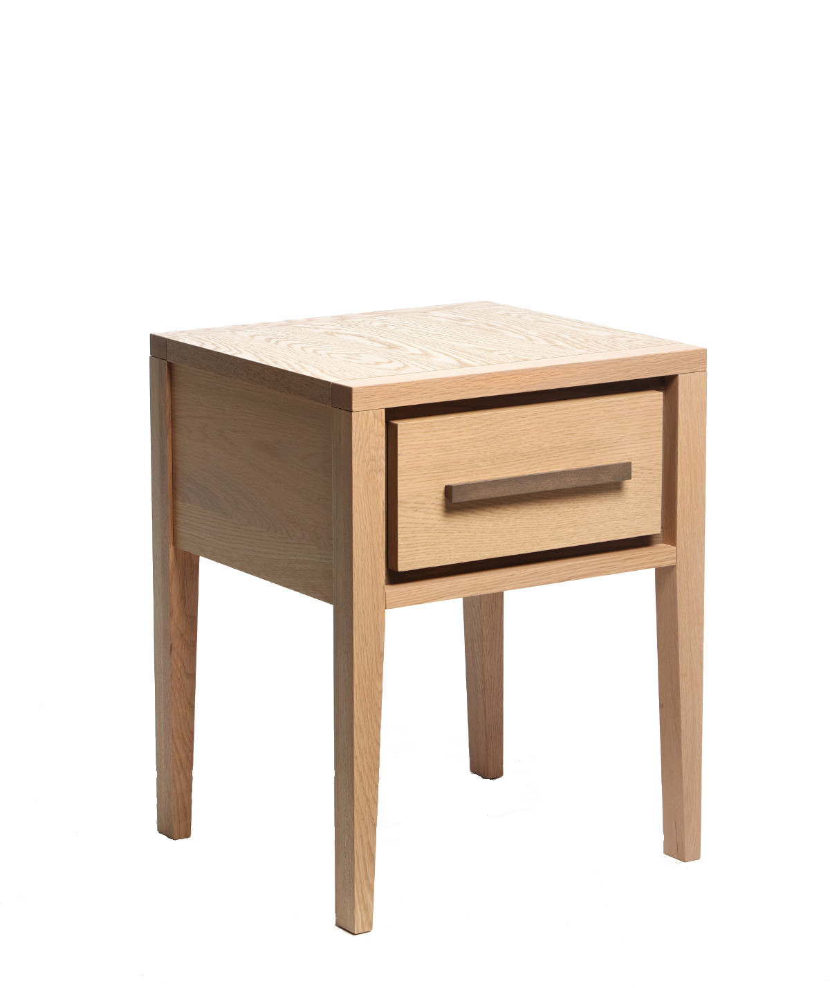 Lombardy 1 Drawer Bedside Chest