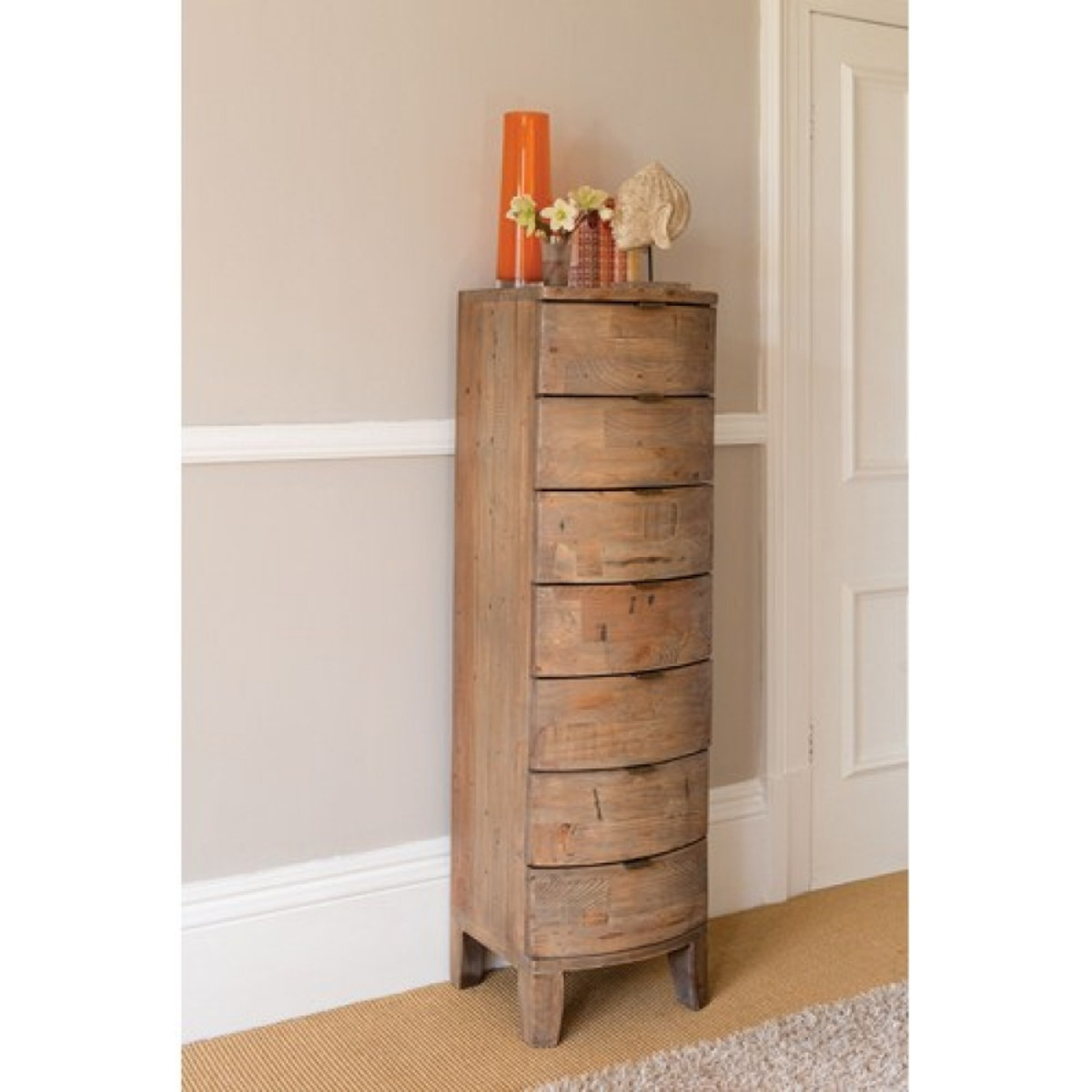 Somer 7 Drawer Tall Chest of Drawers