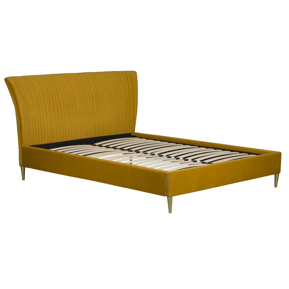 Primrose Yellow Bed Frame
