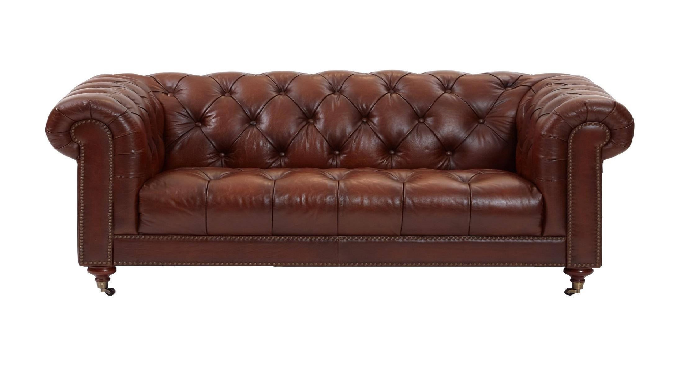 Leopold 3 Seater Sofa