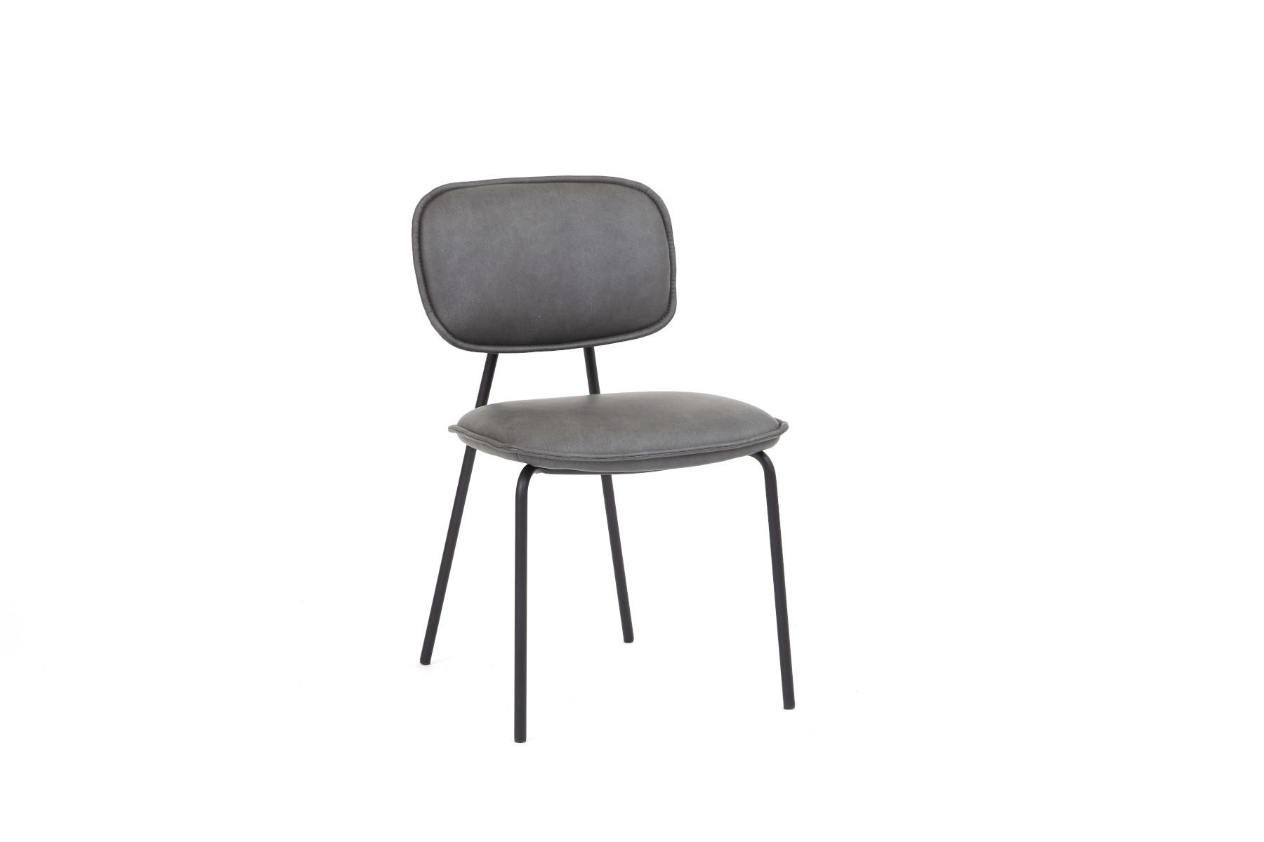 Logan Grey Dining Chair