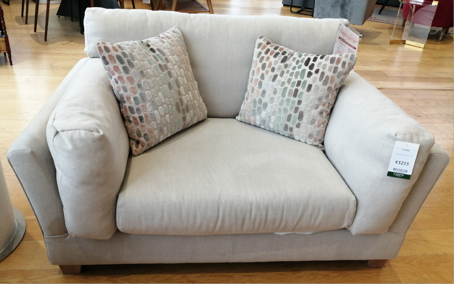 Camille Love Seat