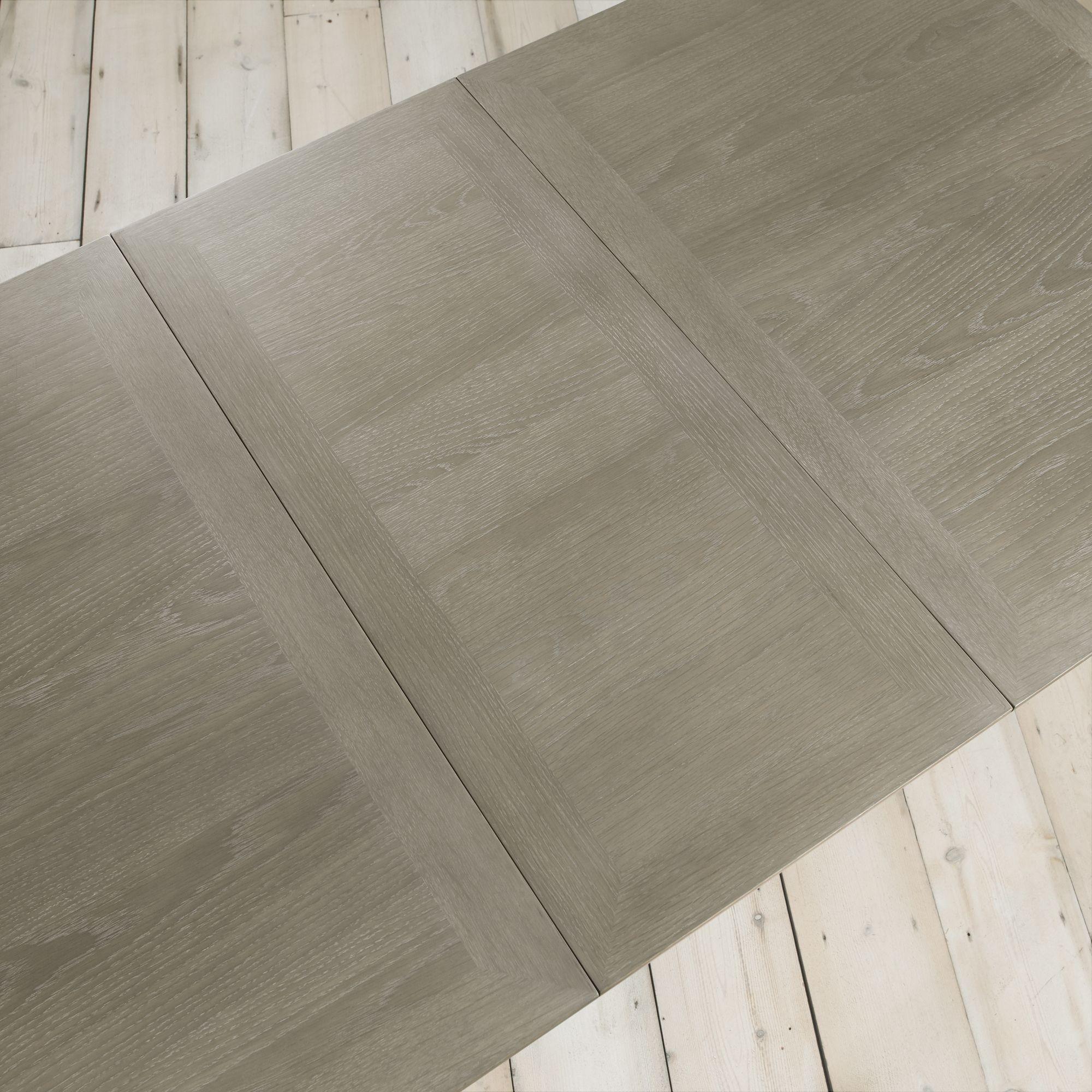 Oakley Grey 4-6 Extending Table