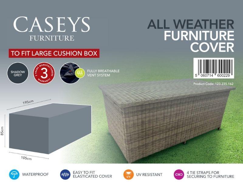 Large Cushion Box Cover