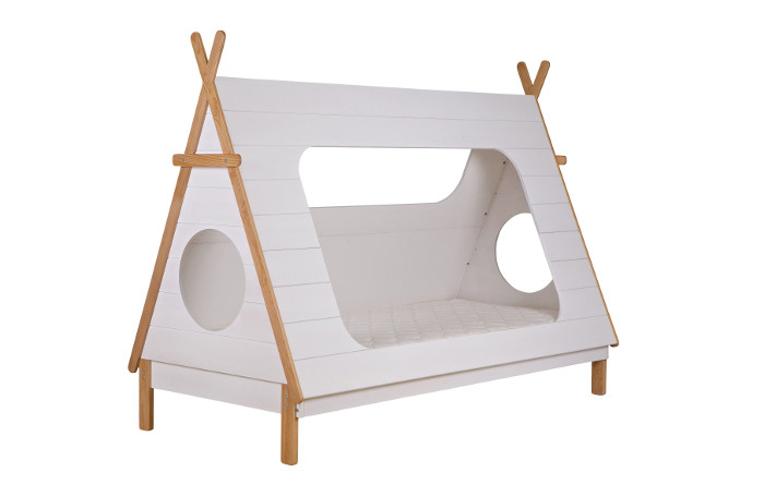 Tepee Bed Unassembled