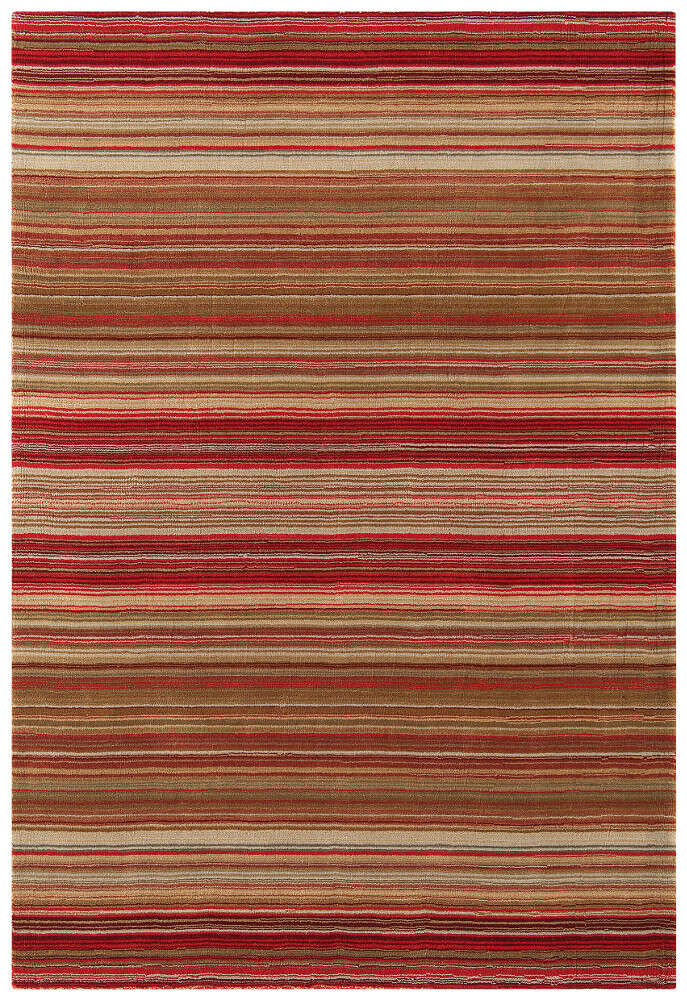 Pimlico Rug Red