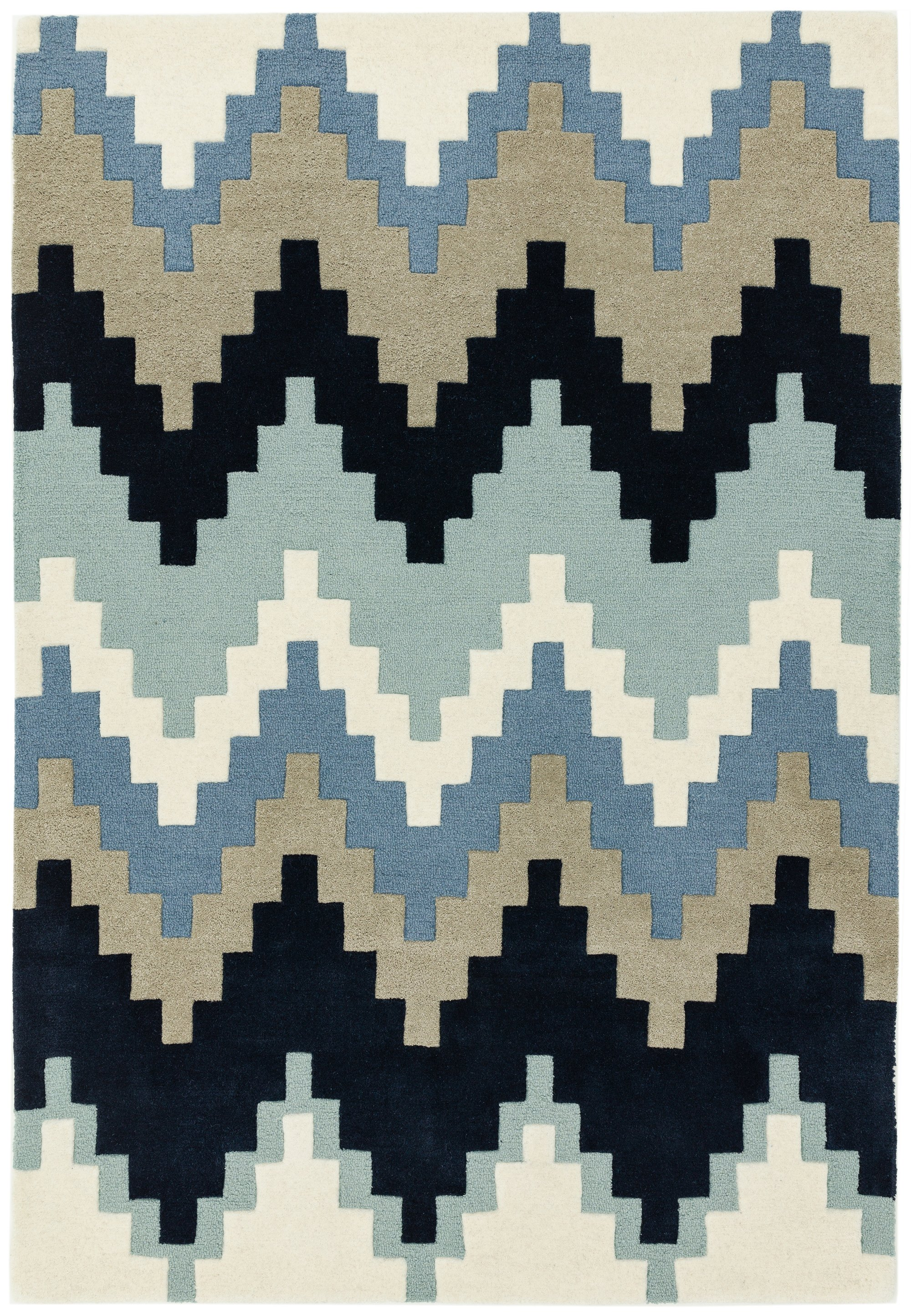 Matrix Rug Cuzzo Blue