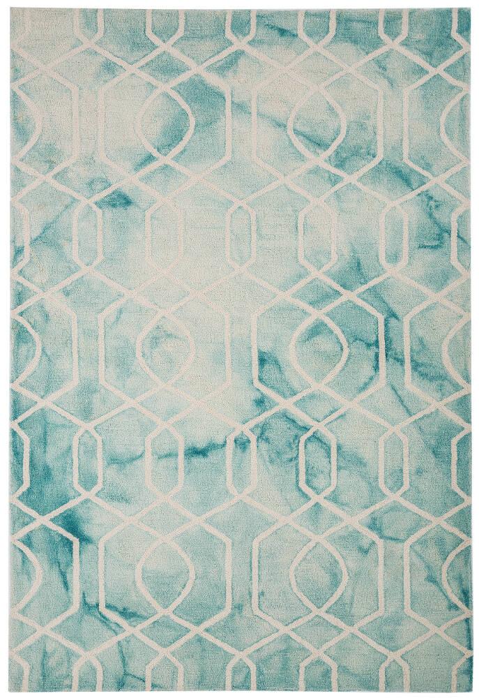Fresco Rug Aqua
