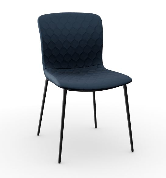 Calligaris Blue Love Chair