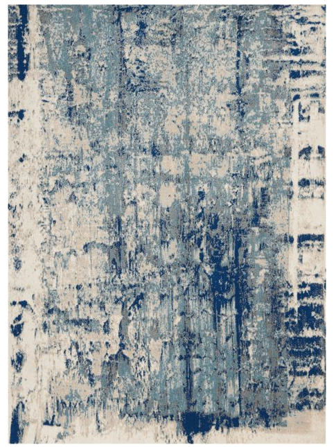 Maxell Rug - MAE16 - Ivory Blue