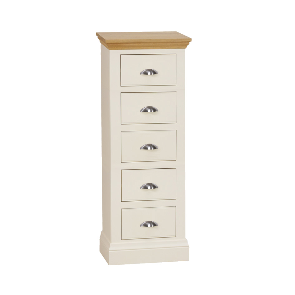 Eve 5 Drawer Tall Chest